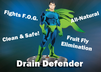 Pure Drain Defender