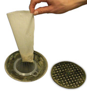 Disposable Filter-Nets, Pack of 60, 4""