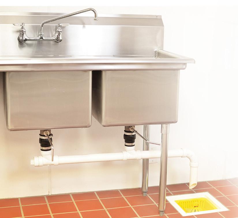 domed floor sink basket 9 5 quot drain net technologies