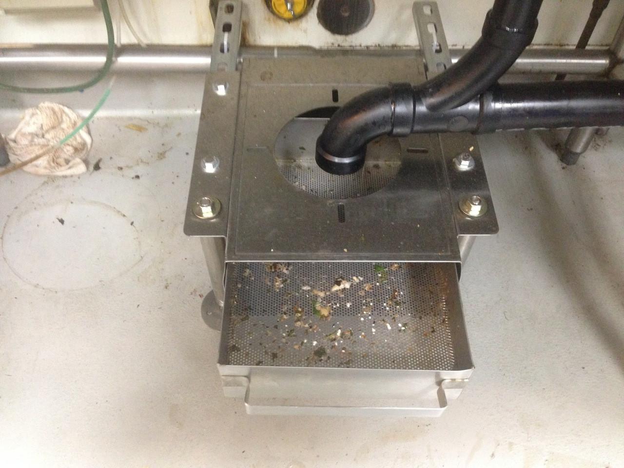 wet waste separator