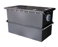 Grease Interceptor 225 GPM - 500 LBS