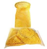 Yellow Disposable Drain Sock (20 pack)
