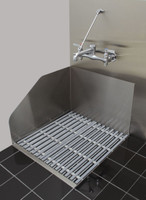 Flush-Mount Mop Sink