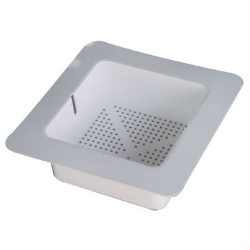 Mop Sink Drain Strainer : Home Drains Basket Strainers Commercial - 8 1/2