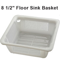 Floor Sink Basket 8.5""