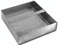 "7 3/4"" Drain Strainer with 2"" lip"