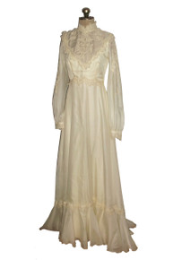 Vintage Bridal Original Multifunctional  Wedding Gown Dress