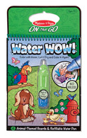On the Go - Water WOW! - Animals - Melissa & Doug