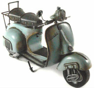 Vespa Light Blue 29cm