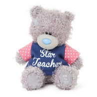 "4"" Star Teacher T-Shirt Me to You Bear"