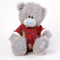"""8"""" Red Onesie Me to You Bear"""