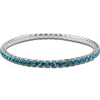 Aqua Crystalp Ricarda Bracelet