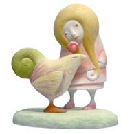 Rooster - Child at Heart Series - Ima Naroditskaya