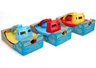 Green Toys Tug Boats