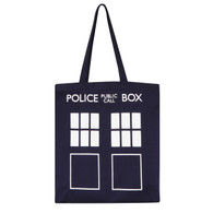 Dr Who Tardis Bag for Life - Canvas