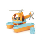 Green Toys - Sea Copter - Orange