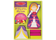 Princess Alyssa Magnetic Dress-Up