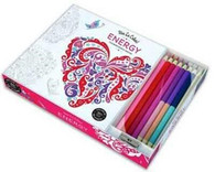 Vive le Color! Energy (Coloring Book and Pencils)