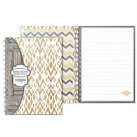 Morocco Spiral Notebook - Kathy Ireland
