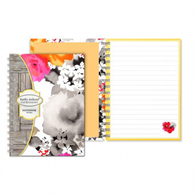 Wild Flower Notebook - Kathy Ireland