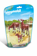 Playmobil – Okapi Family 6643 Zoo