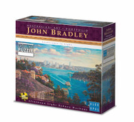 Blue Opal - Bradley Sydney Harbour 1000 piece Deluxe Jigsaw Puzzle