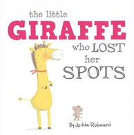 Little Giraffe Who Lost Her Spots