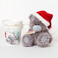 Christmas Mug and Plush Santa Me To You Bear Gift Set