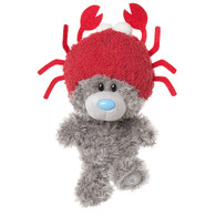 Dinky T Crab Hat Tatty Teddy