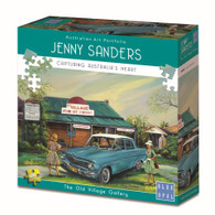 Jenny Sanders Old Village Gallery 1000pc Jigsaw Puzzle Box