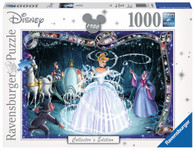 Disney Memories Cinderella 1950 Puzzle 1000pc Ravensburger Box