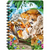 3D LiveLife Jotter - Sleeping Big Cats