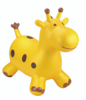 Happy Hopperz - Gold Giraffe - Small