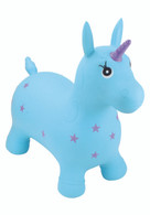 Happy Hopperz - Turquoise Unicorn Large
