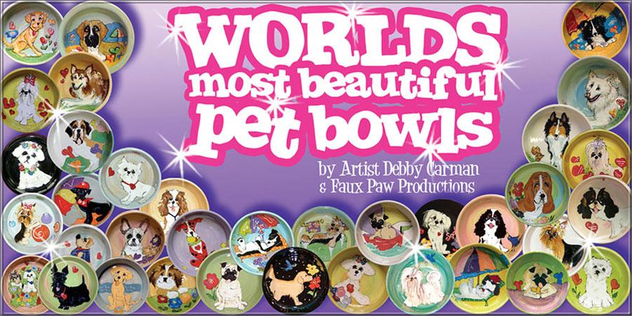 personalized dog bowls treat