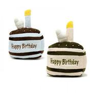 Birthday Dog Toy   Birthday Cake Slice