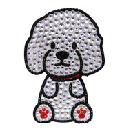 Bichon Phone Sticker