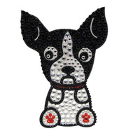 Boston Terrier Phone Sticker