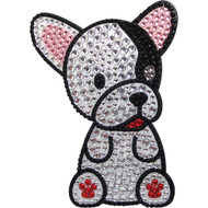 French Bulldog Phone Sticker