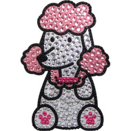 Poodle Phone Sticker