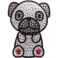 Pug Phone Sticker