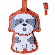 Shih-Tzu Luggage Tag