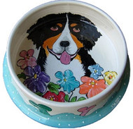 Bernese Mountain Dog Bowl
