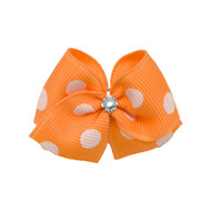 Ginger Dog Hair Bow