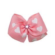 Heartbreaker Dog Hair Bow