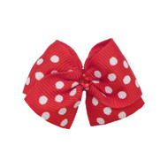 Hot to Trot Dog Hair Bow
