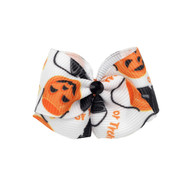 Jack-o-Lantern Dog Hair Bow