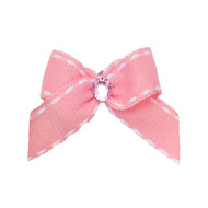 Mini Ballerina Dog Hair Bow