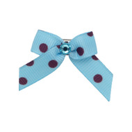 Mini Madison Dog Hair Bow