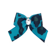 Mini Pebbles Dog Hair Bow
